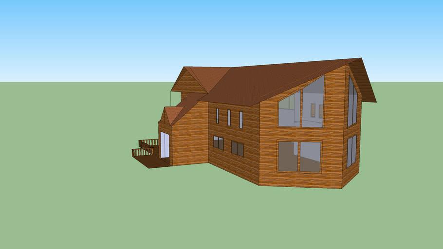 Estate house from Modern Warfare 2