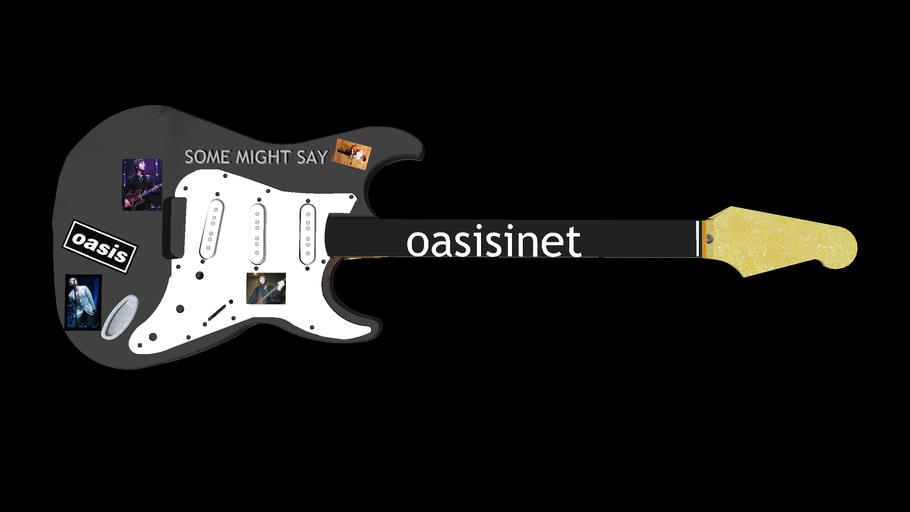 oasisinet stratocaster