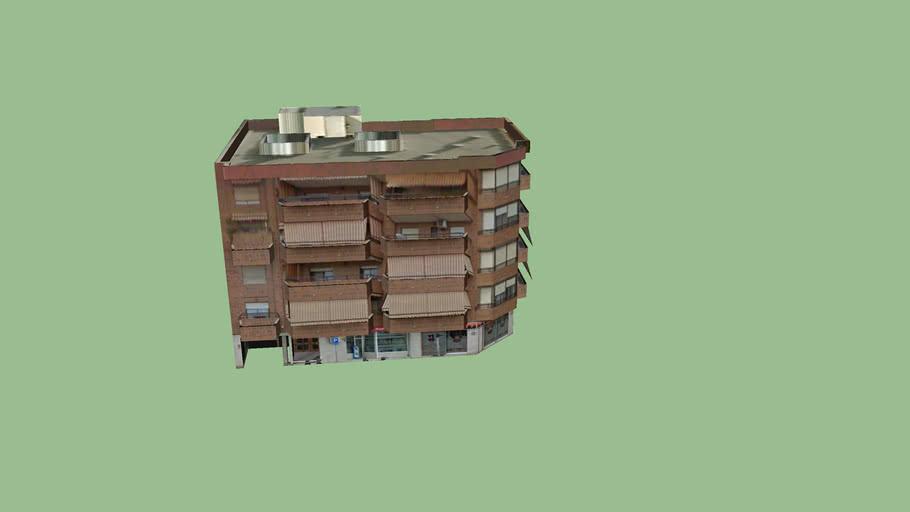 Edificio de San Vicente del Raspeig