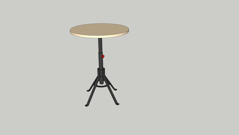 spoinq table Fuego Wessel
