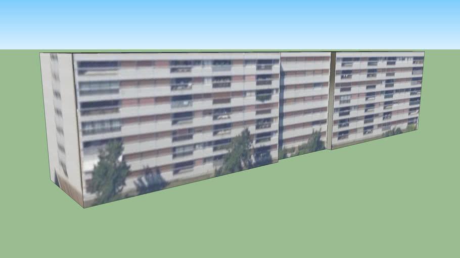Bâtiment situé 91260 Juvisy-sur-Orge, France