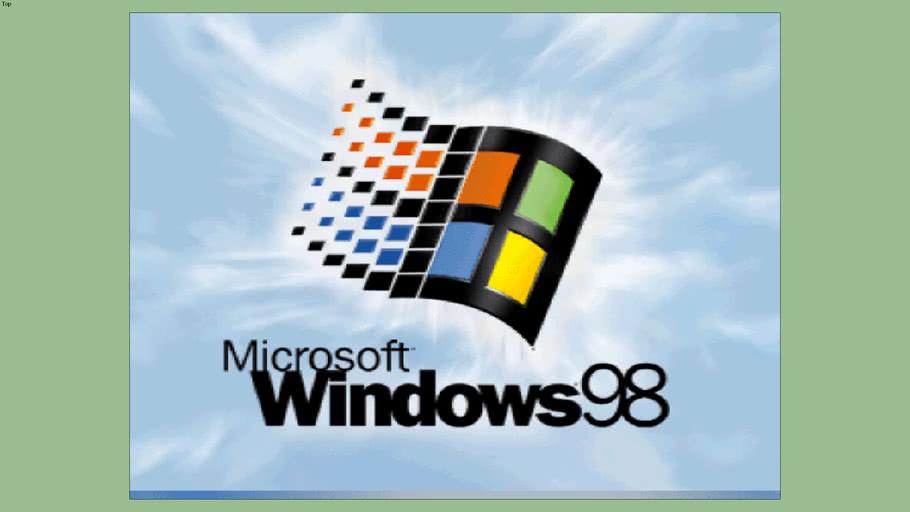 Microsoft (R) Windows 98 Logo