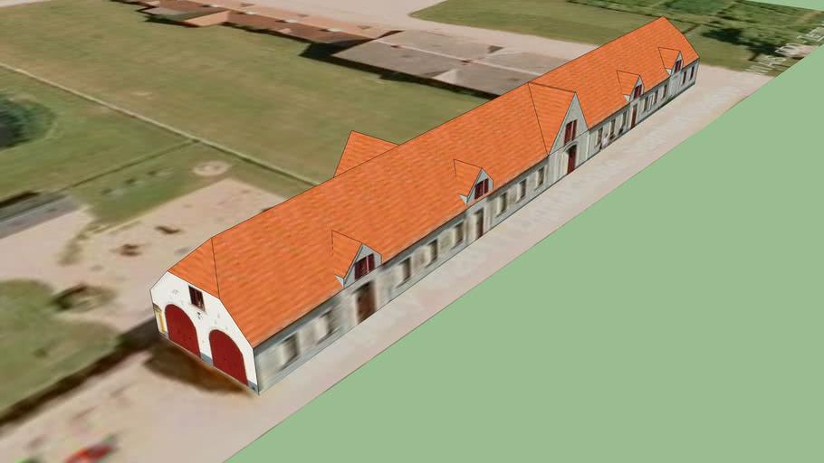 Valdemar's Lalace-left barn