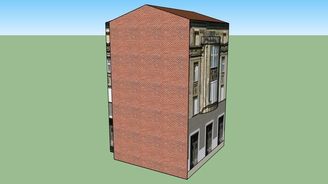 Petrinjska - Zgrada