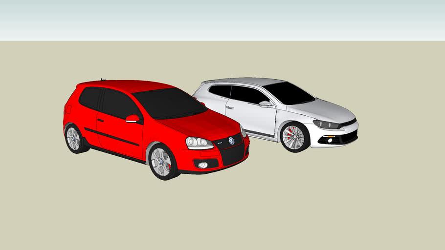 Vw Golf GTI e Scirocco