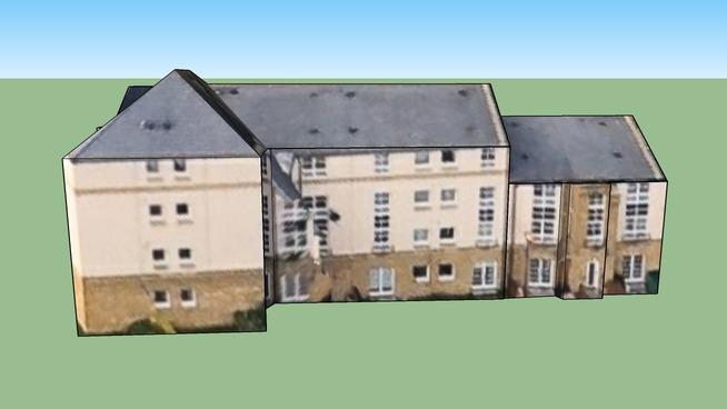 Bâtiment situé Edimbourg EH7 4QH, Royaume-Uni