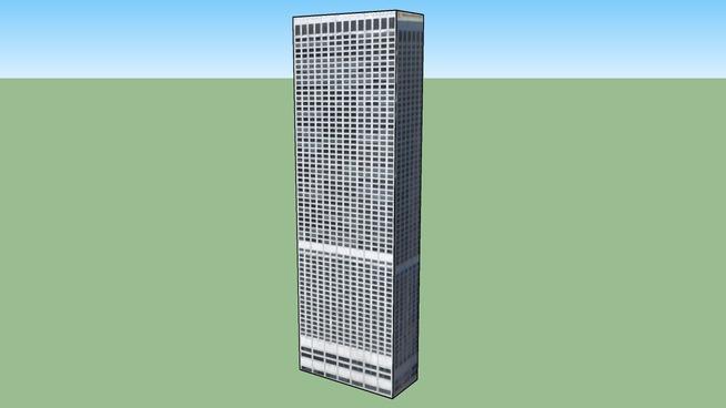 Edificio in Chicago, Illinois, Stati Uniti