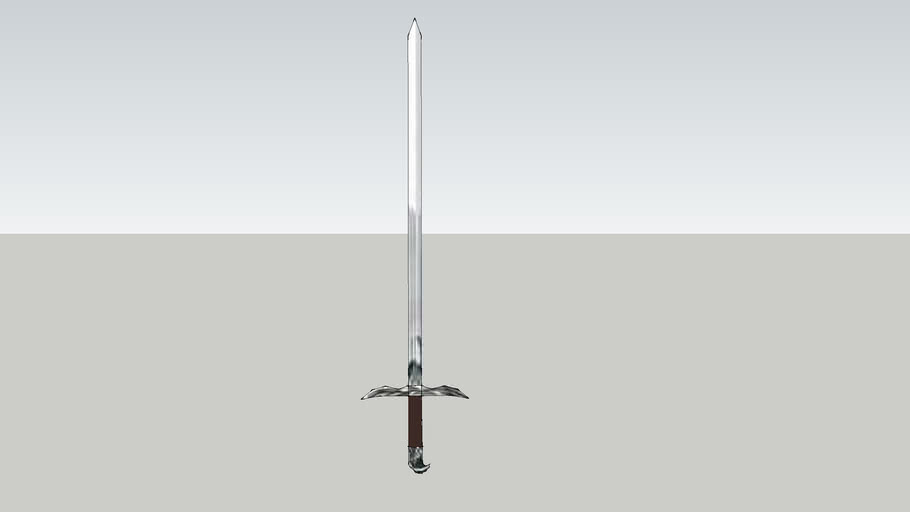 Altair S Sword 3d 3d Warehouse