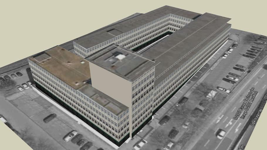 Office Building Kruppstraße