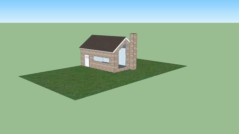 Mit første hus