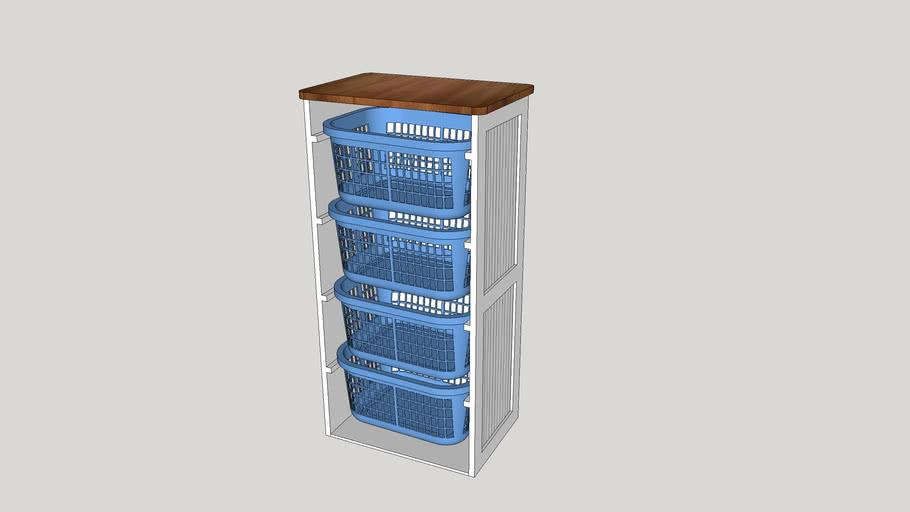 Hamper Cabinet