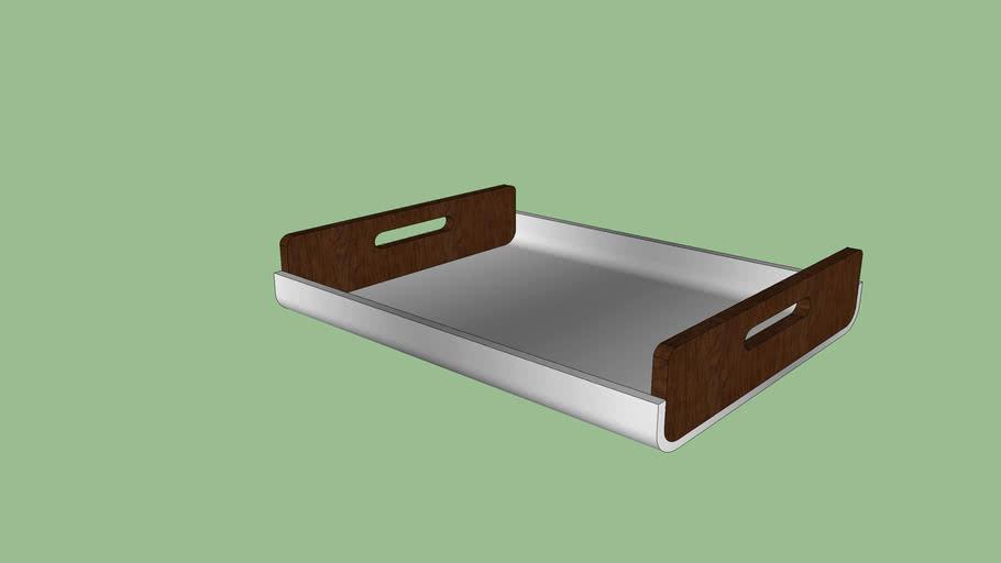 bandeja, tray