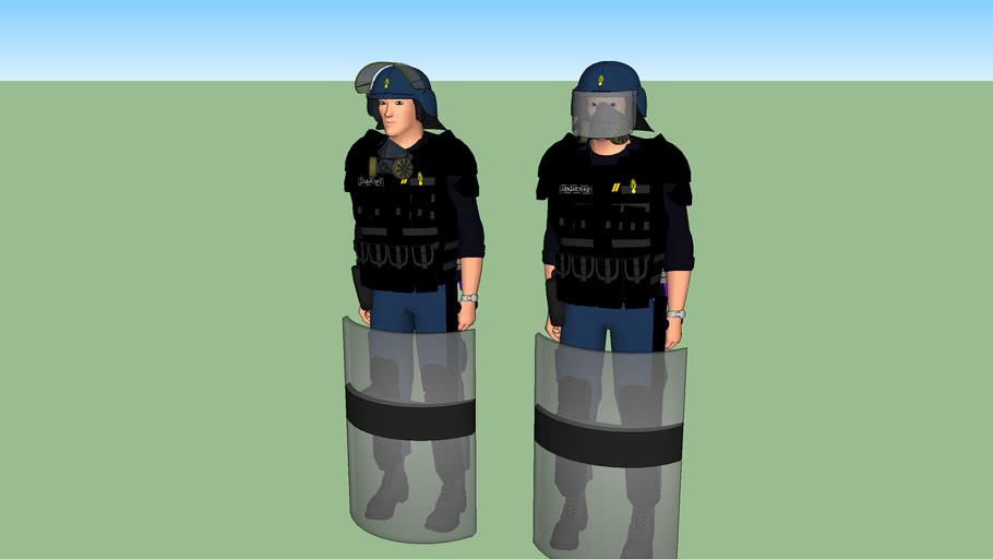 Gendarme Mobile