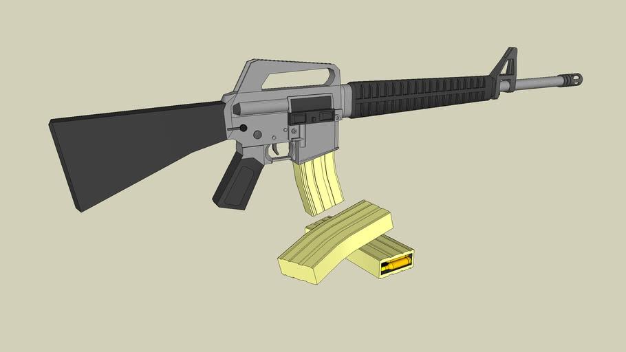 M16 Assult Rifle