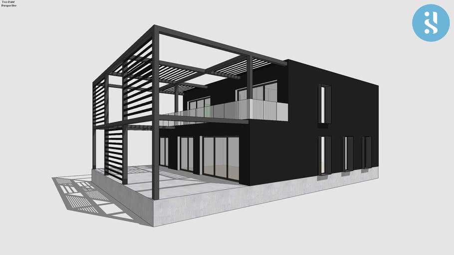 SketchUp Workflow #02: Proyecto CAD