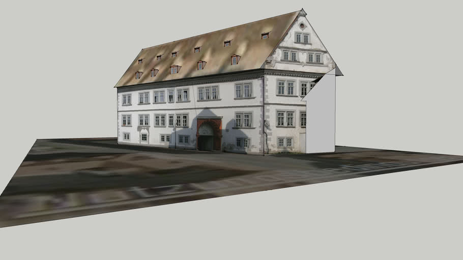 Blücherhaus, Bad Langensalza