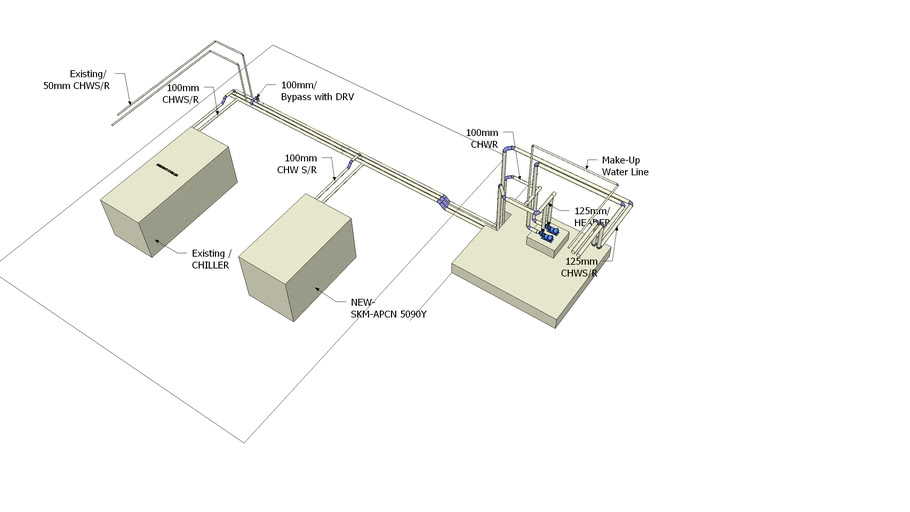 piping layout pictures piping layout for pump and chiller 3d warehouse  piping layout for pump and chiller 3d