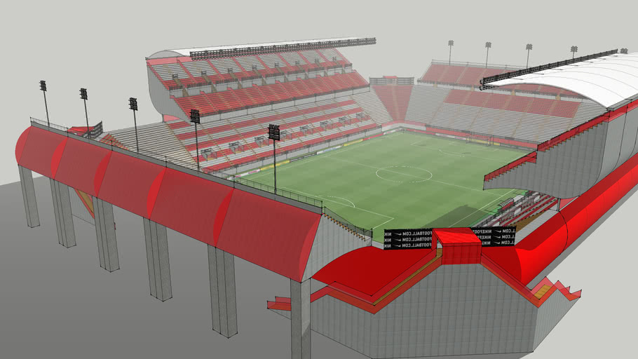 Estadio de futbol Nuevo Tijuana