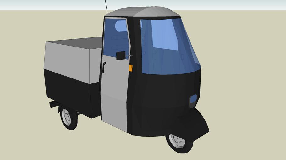 Piaggio Ape 50 - Trike - v2