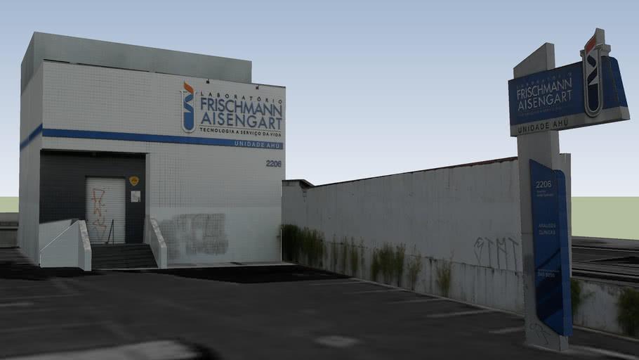Laboratório Frischmann Aisengart