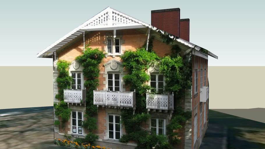 Le Jardin des Plantes de Nantes - Salle HECTOT