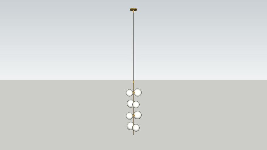 TECH LIGHTING - ModernRail Pendant
