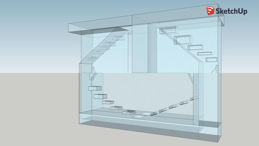 glass house shae PD