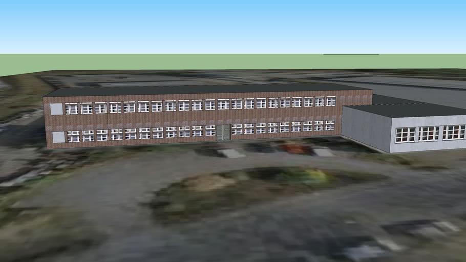 Verwaltungsgebäude der Zeche Robert Müser