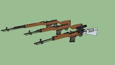 Alpine's Gun Pile