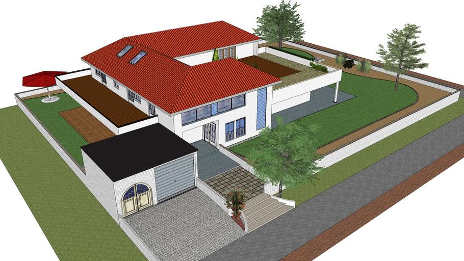 Einfamilienhaus / Haus