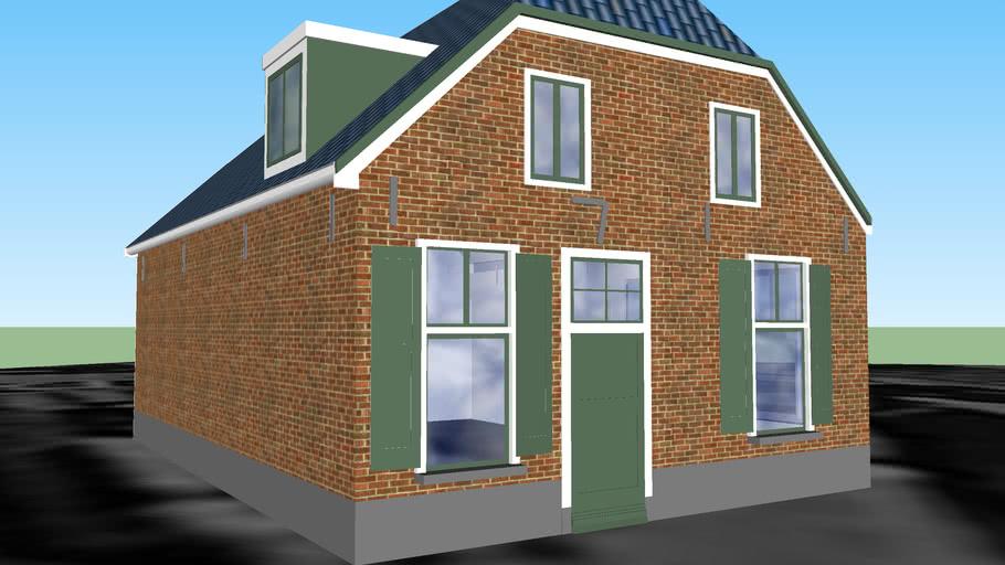 Huis 1711 Markt te Bredevoort
