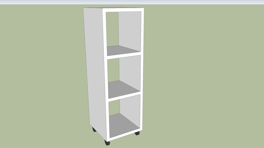 Modern Shelf - Bookcase