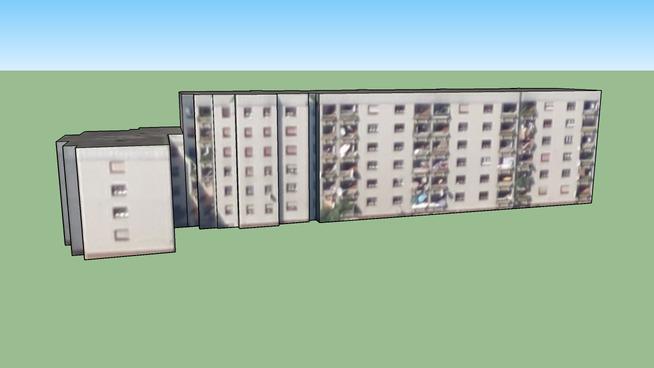 Wels, 4600 韦尔斯 奥地利的建筑模型