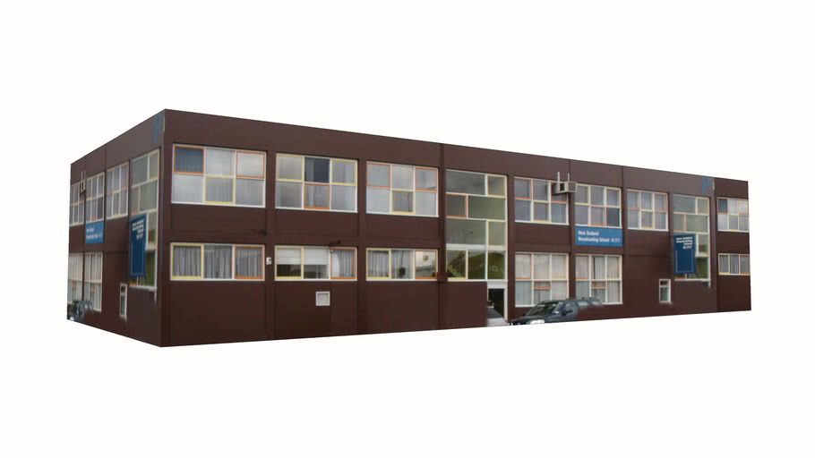 CPIT Campus, Broadcasting School, Madras St, Christchurch, NZ