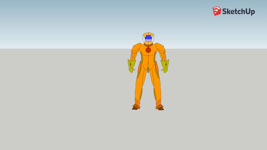 2 Д робот