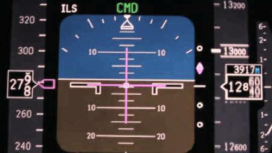 PFD (primary Flight Display)
