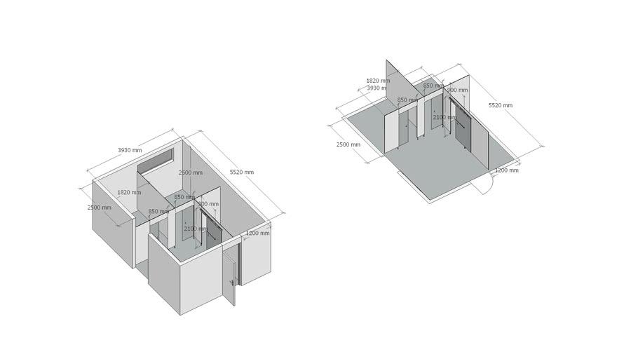 3D plāns