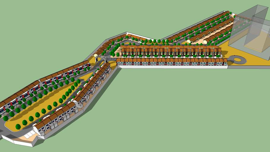 Site Plan Autocad