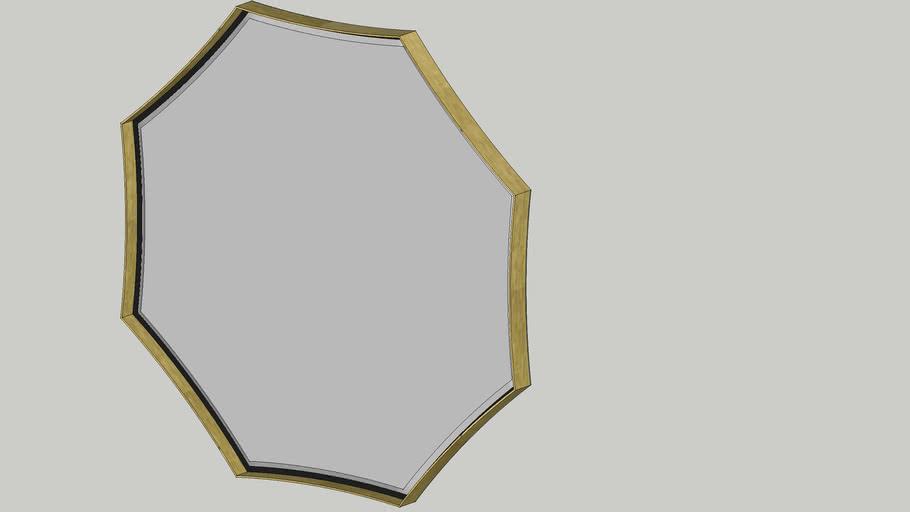 Mirror Octagonal