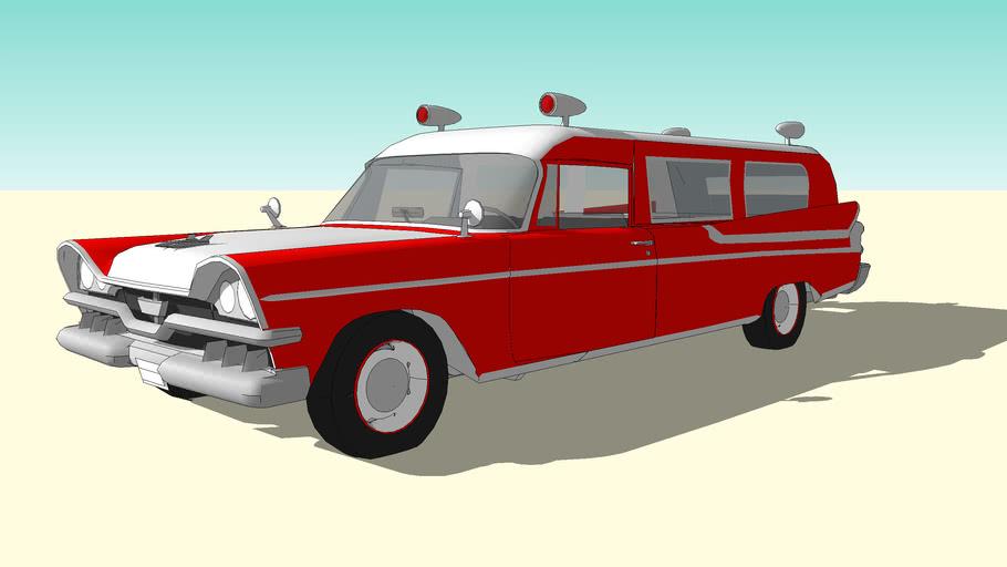 1957 Dodge Ambulance