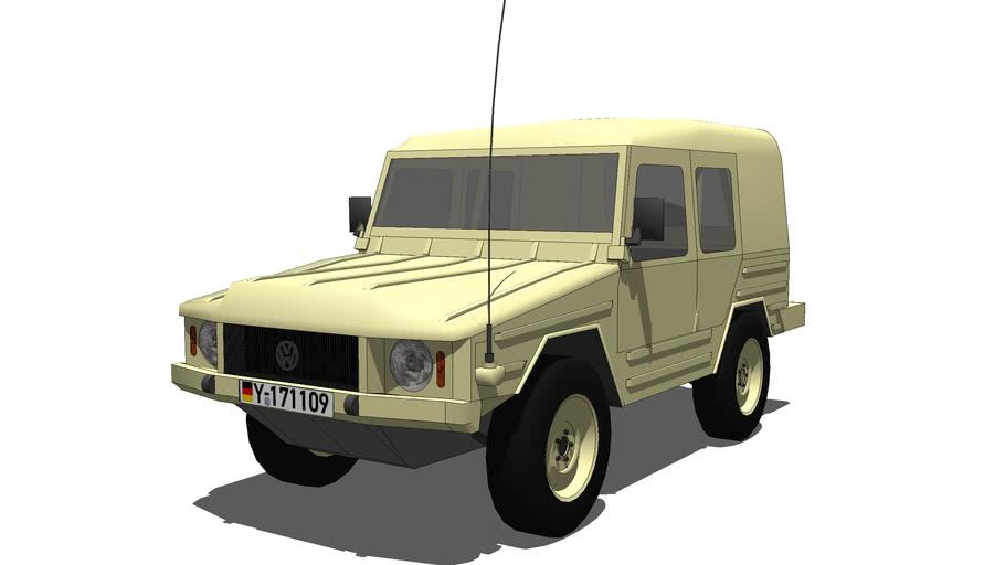 VW Iltis (Einsatz der Bundeswehr in Afghanistan)