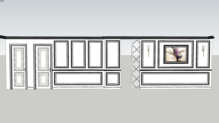wall design 2 - duvar