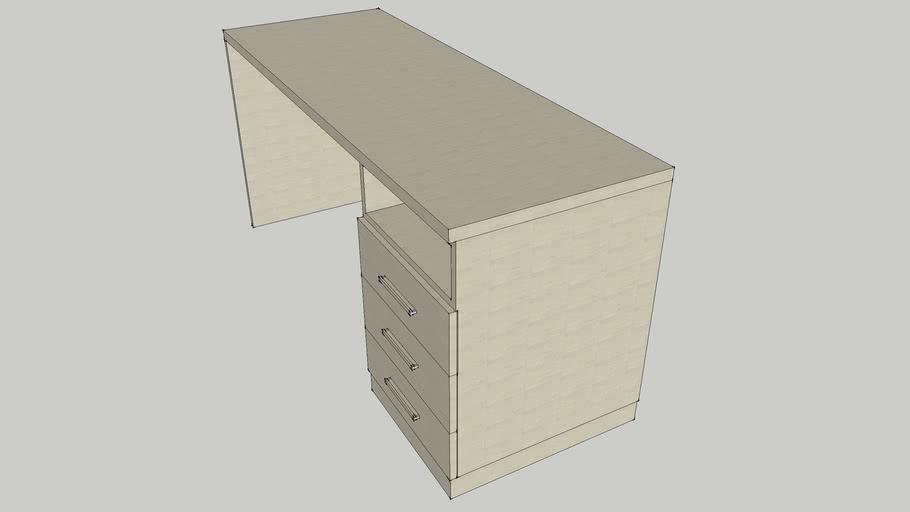 Scrivania Aurora Mondo Convenienza | 3D Warehouse