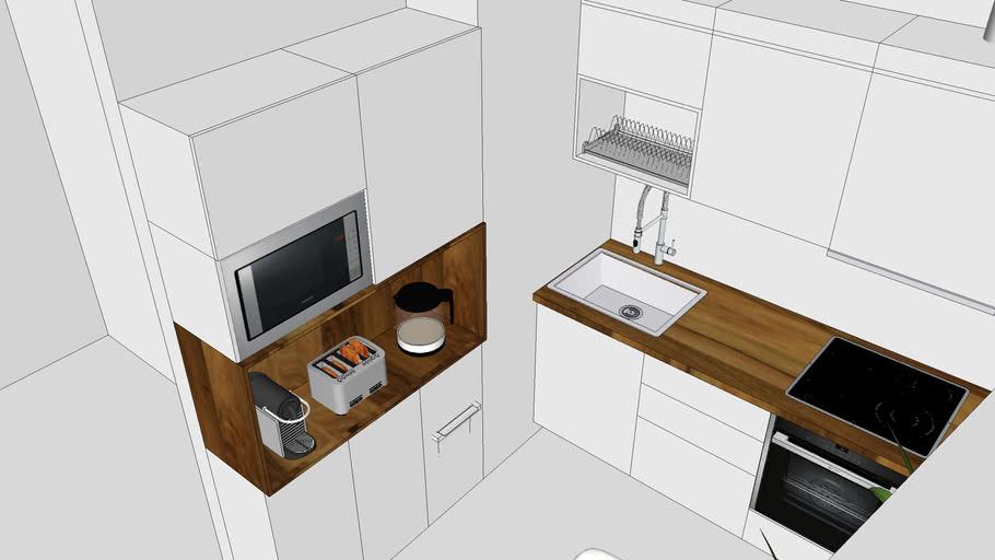 Coriolis kitchen