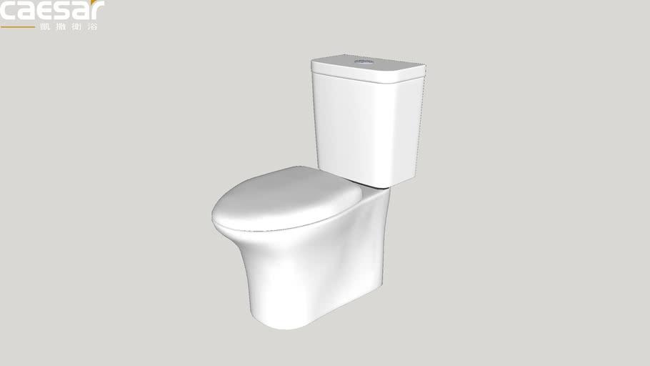 Caesar Toilet C1341