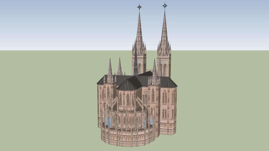 basilica nacional de lujan en argentina buenos aires