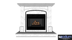 Fireplace, structural