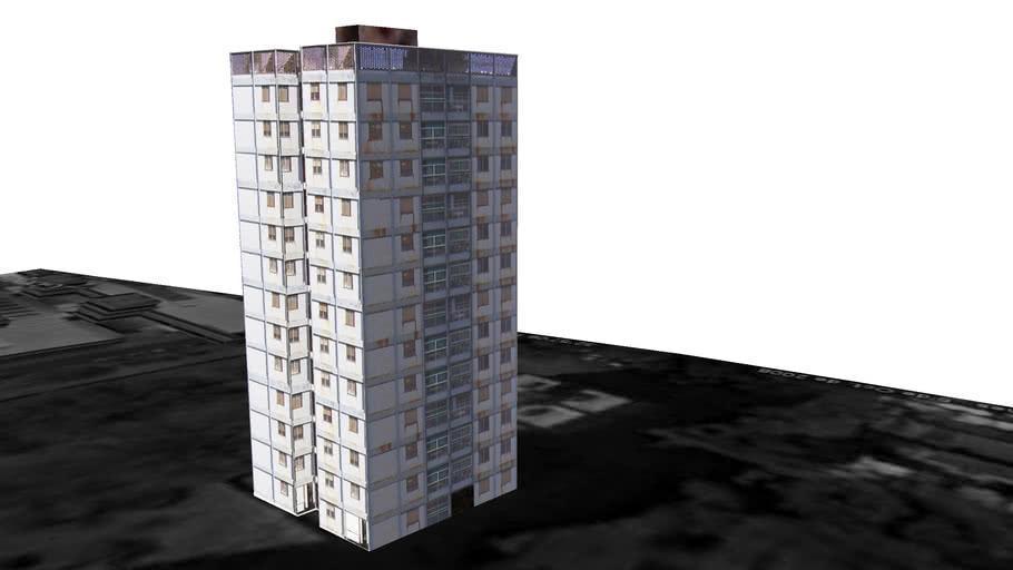 Edificio de Monoblocks-3