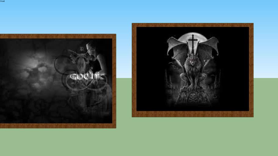 cuadros goticos