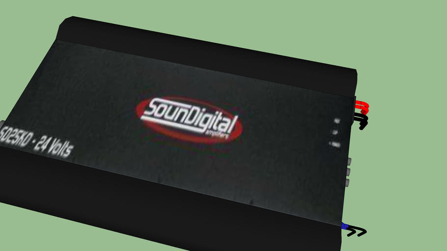 Soundigital SD25KD-24 Volts